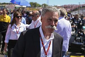 Formule 1 Actualités Le salaire de Carey est basé sur les résultats financiers de la F1