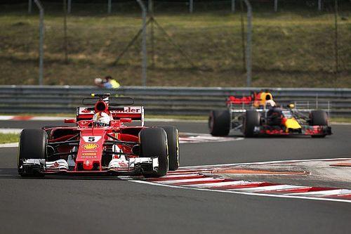 Hongrie, J2 (matin) - Vettel meilleur temps, Kubica septième