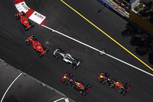 Galería: las 25 mejores fotos del GP de Mónaco