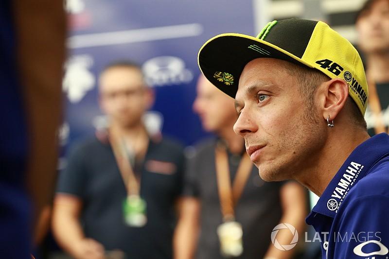Valentino Rossi ne sera pas remplacé à Misano