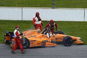 IndyCar Новость В Honda нашли причину отказов мотора в IndyCar