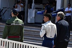 """Wehrlein sobre el accidente con Button: """"Fue un movimiento estúpido"""""""