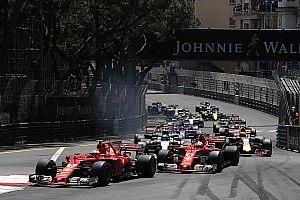 Formula 1 targetkan gelar lebih dari 21 seri pada 2019