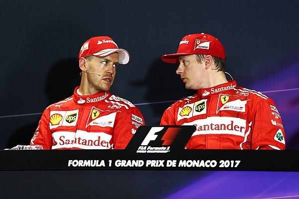 F1 Noticias de última hora Vettel entiende el malestar de Raikkonen, pero niega las órdenes