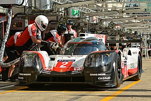 Le Mans News 24h Le Mans 2017: Das Geheimnis hinter Porsches schnellen Boxenstopps