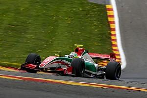 Formula V8 3.5 Reporte de la carrera Podio de Alfonso Celis en Spa para ser líder del campeonato