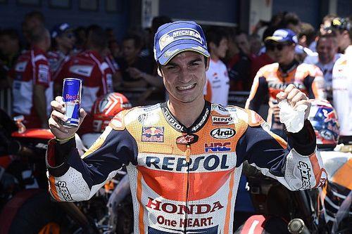 Rossi: Pedrosa sama berbahayanya seperti Marquez-Vinales