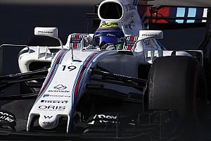 F1 Noticias de última hora Massa aplaude el rápido desarrollo de Williams en 2017