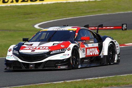 Formel-1-Weltmeister Jenson Button startet in der Super-GT in Japan