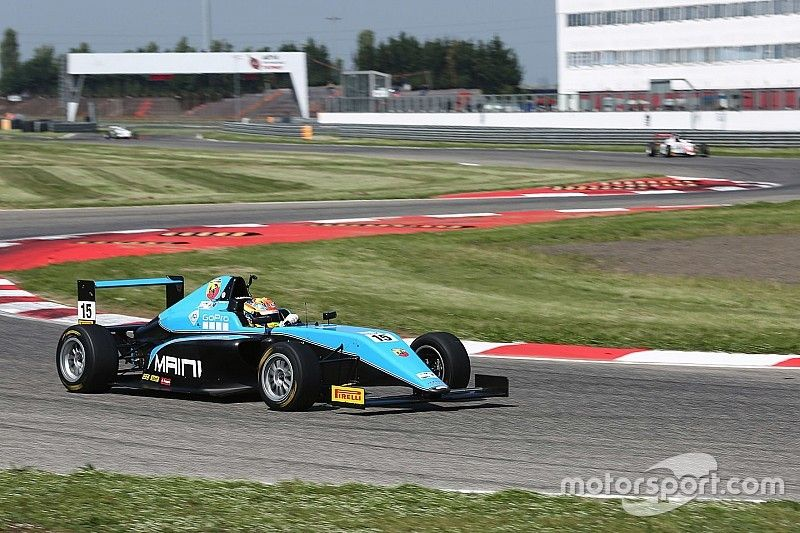 Adria Italian F4: Maini charges to fourth in Race 1