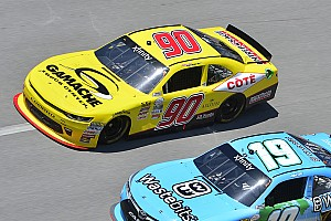 NASCAR XFINITY Race report Canadian weekly notebook - Martin Roy's race ends rudely at Talledega