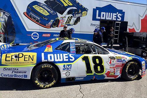 Alex Tagliani leads field in first NASCAR Pinty's Series practice of season