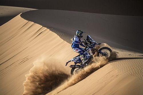 Caimi vence su primera etapa con Yamaha en el Rally Merzouga