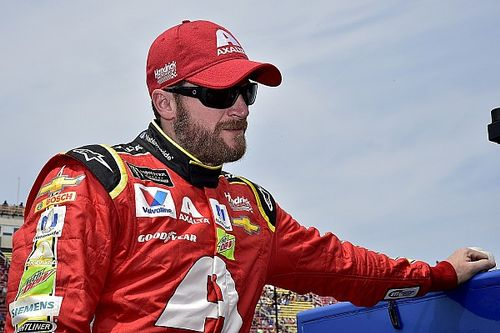 """Dale Jr.'s final WGI race ends early: """"It has been a difficult year"""""""