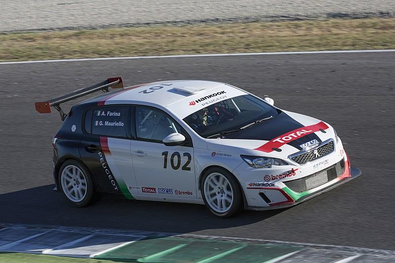 La Peugeot 308 Racing Cup debutta nel CIVM al Trofeo Fagioli