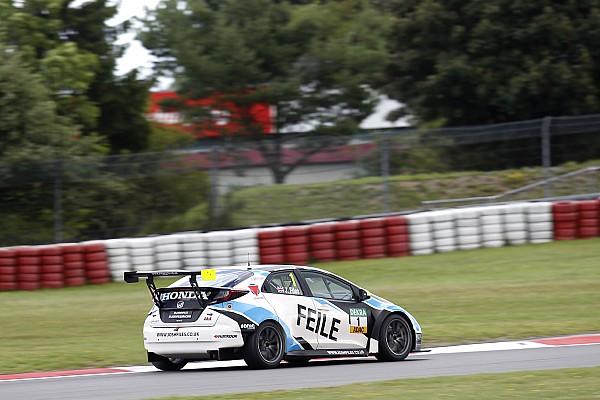 TCR Deutschland Gara Josh Files si avvicina al titolo con il trionfo in Gara 2