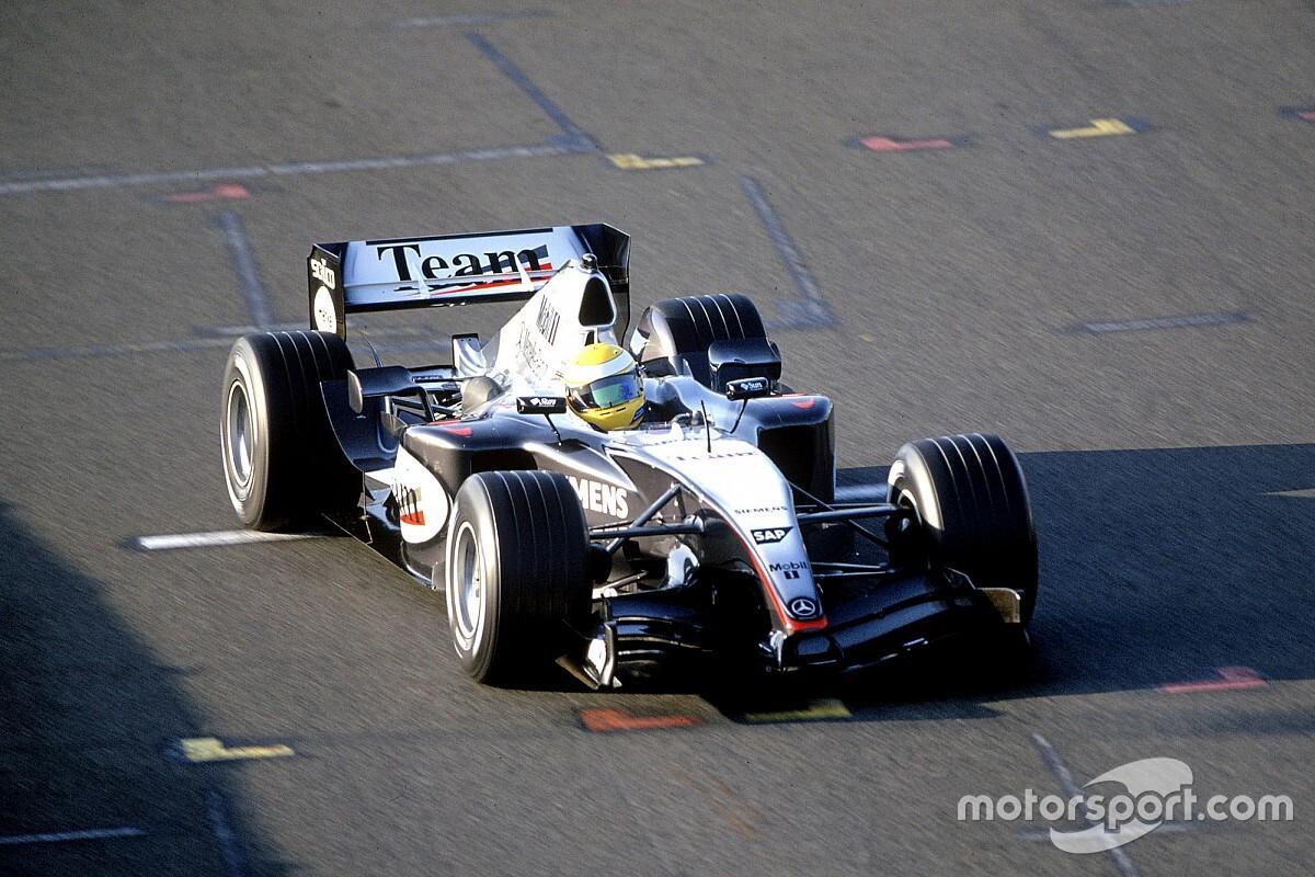 Le jour où McLaren a déchiré le contrat du prodige Hamilton