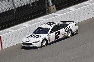 NASCAR: Michigan-Pole für Lokalmatador Brad Keselowski