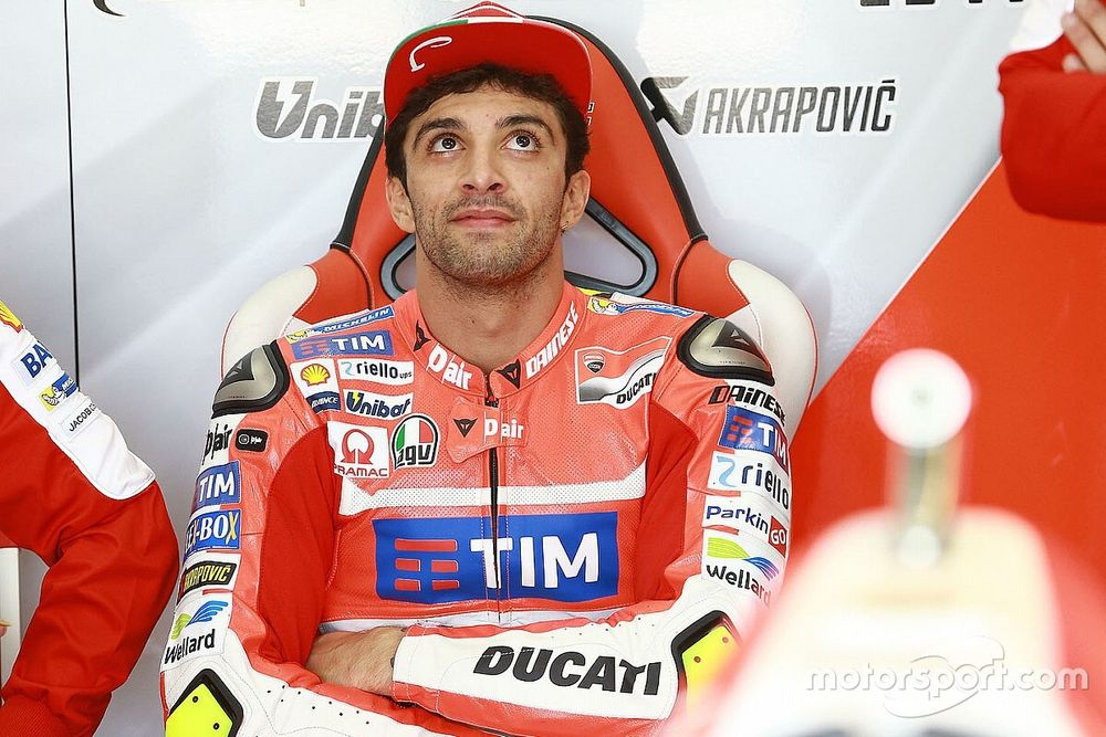 """Ducati chief on Iannone return: """"Never say never"""""""