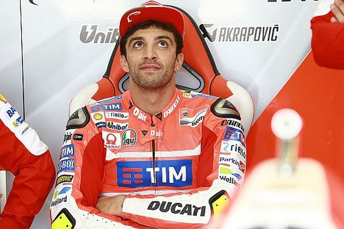 "Ducati chief on Iannone return: ""Never say never"""
