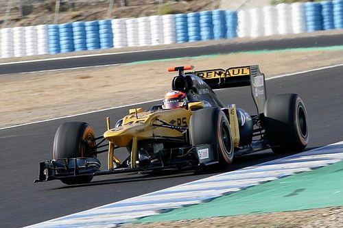 """Aitken espère de nouveaux tests F1 quand il le """"méritera"""""""