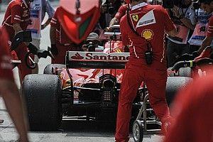 問題を突き止めたフェラーリ、ベッテルに新コンポーネント投入決定