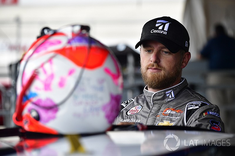 Justin Allgaier leads the way early in NASCAR Xfinity playoffs