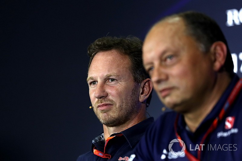 "Red Bull would take ""major issue"" with FIA over Budkowski"