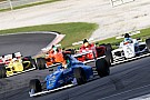 Formula 4 No cars finish Formula 4 race at Sepang