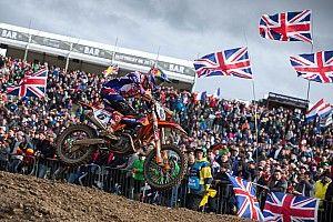Motocross of Nations: Herlings houdt titelhoop in leven ondanks valpartij