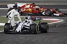 Formule 1 Lowe : Stroll apprend