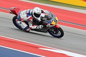 Moto3 Prove libere Austin, Libere 3: Fenati beffa Martin sotto alla bandiera a scacchi