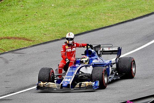 La caja de cambios de Vettel, totalmente apta para Japón