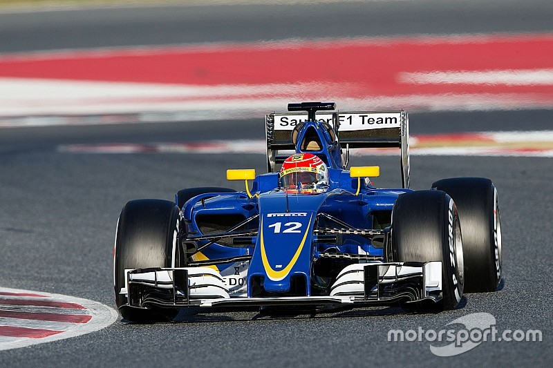 Sauber is looking forward to the traditional season opener in Melbourne