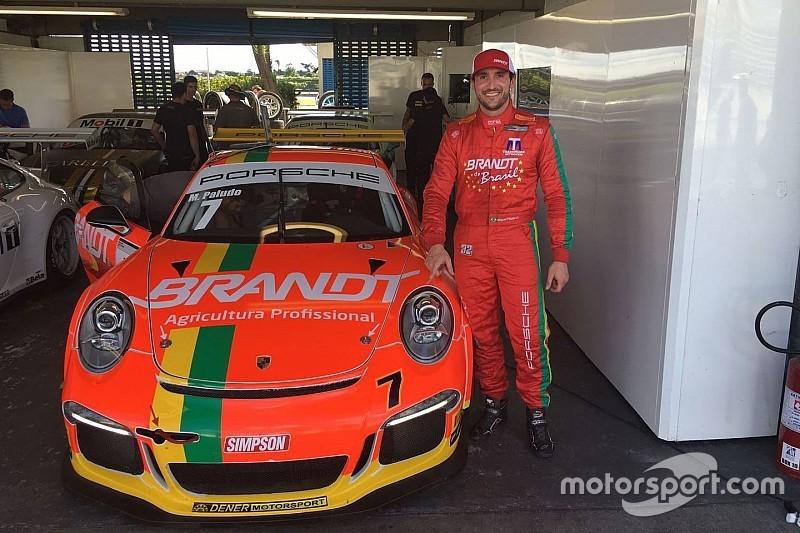 Mesmo fora da NASCAR, Paludo alinha ações com patrocinador