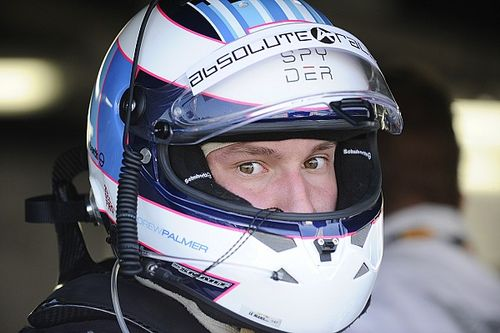 Bentley confirms Palmer suffered head injury in Lime Rock crash