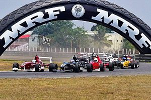 Anand, Tharani to duel for MRF F1600 crown