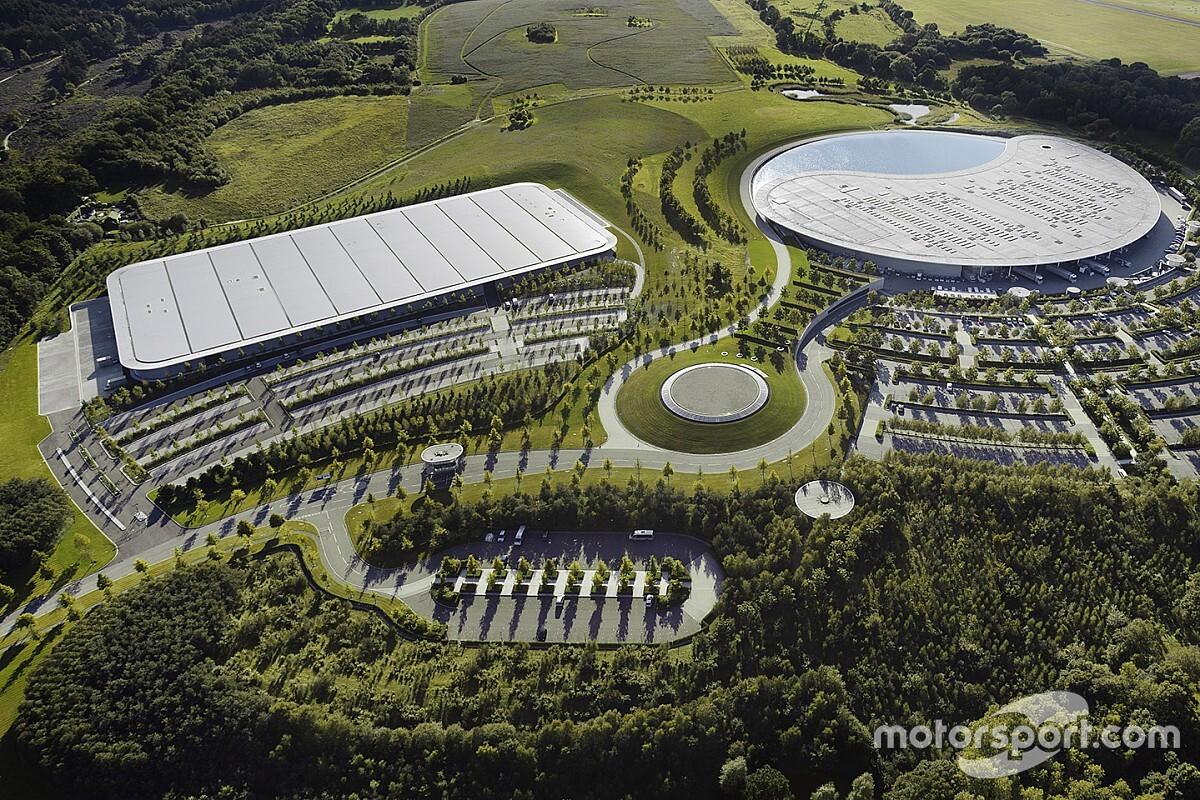 Seidl: Verkoop fabriek McLaren heeft geen impact op F1-team