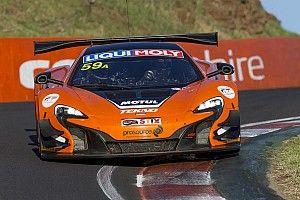 Van Gisbergen retained as McLaren GT factory driver
