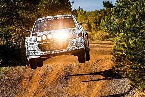Hyundai начала испытания i20 R5