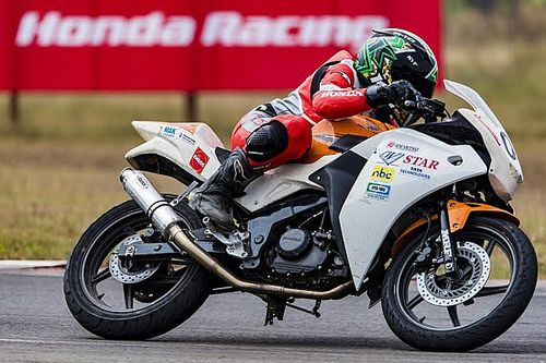 Honda hosts first women-only bike race in India