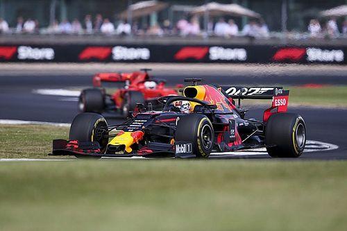 Verstappen: anche in gara ha avuto problemi di turbo lag