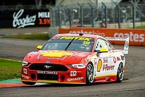 Townsville Supercars: Coulthard fastest in final practice