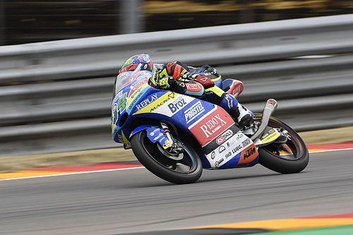 FP1 Moto3 Austria: Kornfeil ungguli trio Italia