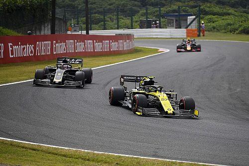 Startaufstellung: Formel-1-Grand-Prix von Japan 2019