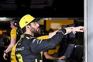 """Ricciardo over versterkingen Renault: """"Moedig om in te grijpen"""""""
