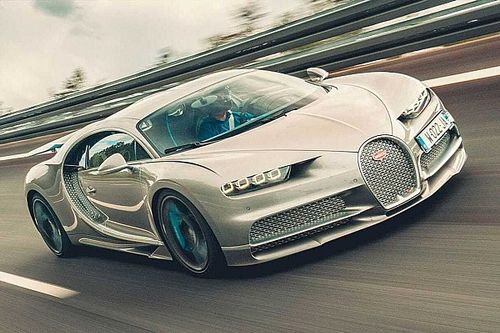 10 Hal Menarik tentang Logo Bugatti