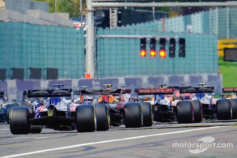 فرق الفورمولا واحد قلقة إزاء قيود قوانين تصاميم 2021 المفرطة