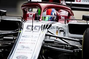 "Alfa Romeo assure que Giovinazzi n'est ""pas sous pression"""