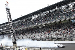 NASCAR Indianapolis: Kevin Harvick siegt - Titelkampf ohne Jimmie Johnson
